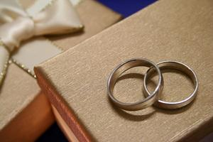 Boîtes à cadeaux monétaires fait maison pour un mariage