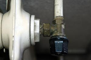 Comment puis-je obtenir de l'air hors de mes tuyaux de chauffage ?