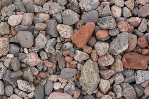 Artisanat d'école du dimanche avec des roches