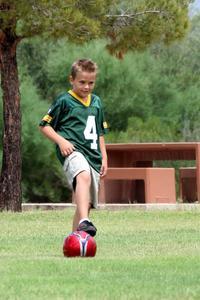 Comment faire un but de Mini-Soccer