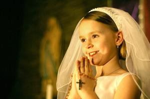 Idées de pièce florale pour une première communion