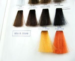 Comment faire pour teindre les cheveux dépouillé plus sombre