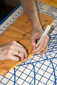 Comment faire une veste de molleton