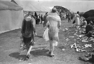 Coiffures du début du XXe siècle