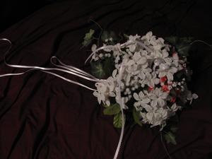 Comment faire un bouquet de mariée avec fleurs en soie