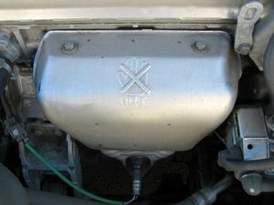 Comment arrêter une fuite de la petite casserole de l'huile dans un F150