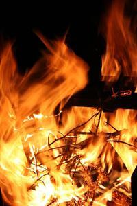 Comment peindre vrai feu & flammes