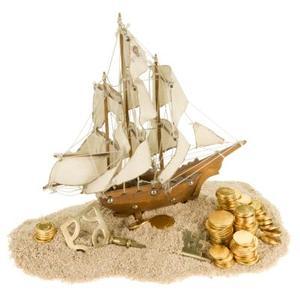 Comment décorer votre salle comme un bateau Pirate
