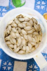 Graine de citrouille deshydrateur - Faire griller des graines de citrouille ...