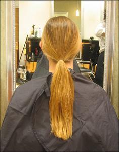 Différence entre toner cheveux & glaçure de cheveux