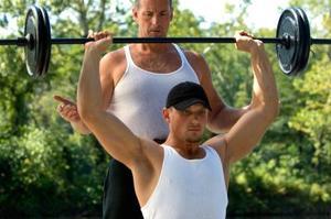 Vergetures et musculation