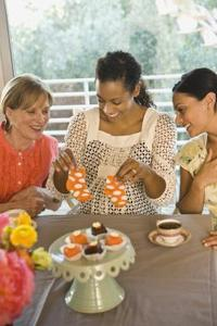 Comment faire des Cupcakes humides avec un thème de bébé