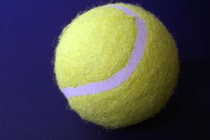 Tennis ballon épaule exercice