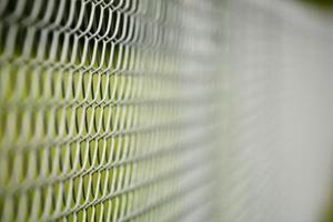 Comment attacher une clôture d'intimité à une clôture à mailles de chaîne