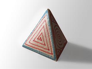 Comment faire une pyramide 3D avec du papier