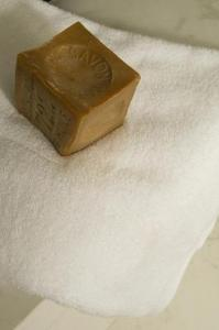 Présentoir de savon fait maison