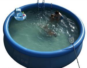 Comment nettoyer la moisissure & mildiou à partir d'un Pool de vinyle