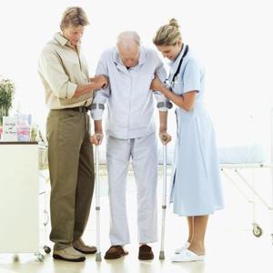 Techniques de levage pour personnes âgées Falls
