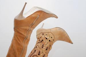 Comment étirer les bottes pour pieds de haut-arch