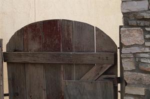Comment avoir le double paupiere wikihow for Construire une porte