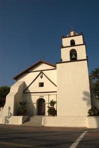 Quatrième année California Mission projets