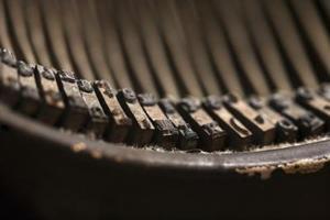 Comment faire pour enlever la rouille dans une machine à écrire underwood