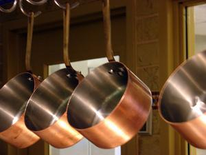 Pourquoi le cuivre est utilisé pour pots & casseroles ?