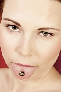 Comment utiliser les anneaux de langue Barbell
