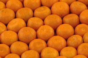 Comment la moisissure pousse sur les Oranges ?
