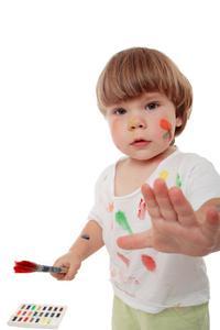 3D Art activités pour enfants d'âge préscolaire