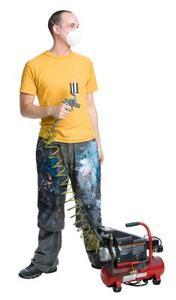 Comment nettoyer les pulvérisateurs de peinture Airless Graco