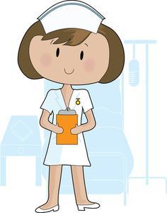 Infirmière à ratio patient dans une maison de retraite