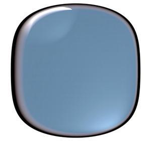 Comment accrocher un miroir oval frameless for Couper un miroir