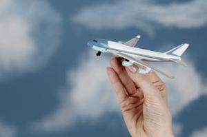 Activités scientifiques pour un avion motorisé élastique
