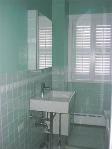 Comment installer le carrelage mural dans une salle de bain condexatedenbay - Comment ventiler une salle de bain ...