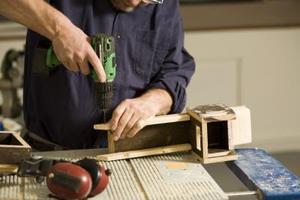 Comment faire étau un charpentier