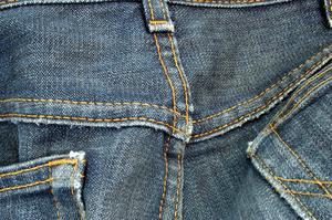 Comment utiliser un motif pour faire une jupe Denim des Jeans