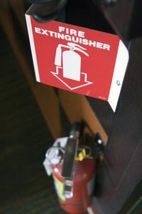 Procédures de sécurité incendie dans un milieu de travail