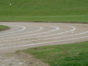Comment faire des marquages pour une piste de course