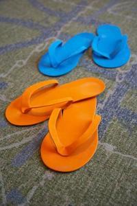 Idées de décoration de flip-flop