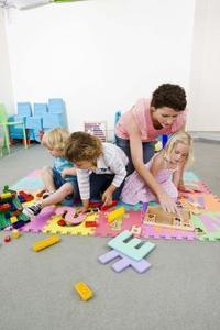 Activités de développement créatif pour les enfants