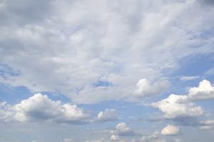 Comment faire pour aérographe nuages