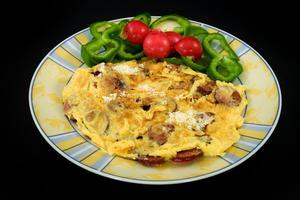 Poêle idéal pour une Omelette