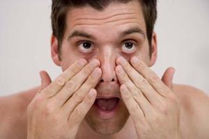 Comment fermer les gros pores pour hommes