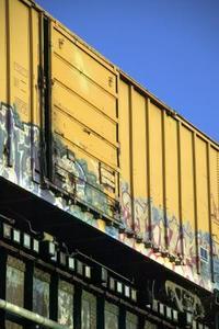Comment dessiner un train de graffiti - Comment dessiner un train ...