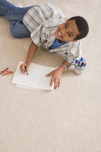Comment dessiner un ange artisanat Simple