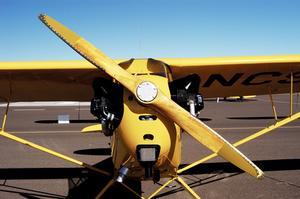 Comment réparer un avion recouvert de tissu
