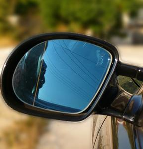 Comment r parer un miroir d 39 angle mort - Comment masquer un miroir ...