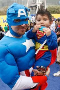 Comment faire un masque de captain america - Masque de captain america ...