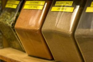 Idées de design pour les étagères à épices